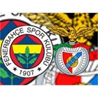 Fenerbahçe'nin Rakibi Benfaica Analizi