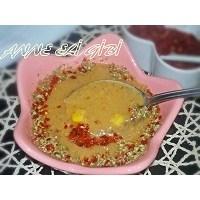Mısırlı Bol Baharatlı Tarhana Çorbası