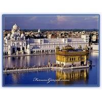 Altın Tapınak - Harmandır Sahib | (Pencap - Hindis