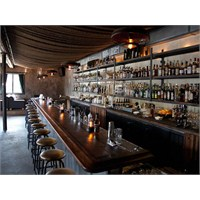 Geremia Design'dan San Francisco'da Churchill Bar
