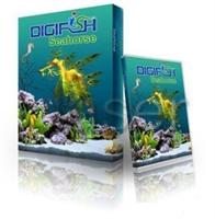 Formosoft Digifish Seahorse Screensaver 1.00 Deniz