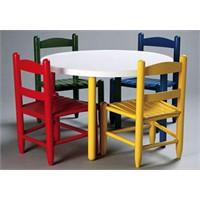 Çocuk Masaları Ve Dikkat Edilecekler