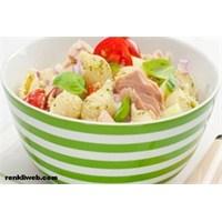 Ton Balıklı Salata Malzemeleri,tarifivehazırlanışı