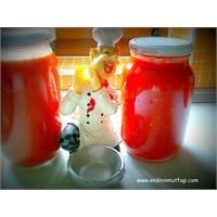 Kışlık Domates Nasıl Hazırlanır ? Endinin Mutfağı