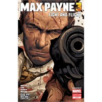 Max Payne 3- Fight And Flight 3.Sayı