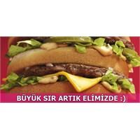 Evde Sağlıklı Leziz Big Mac Yapımı!