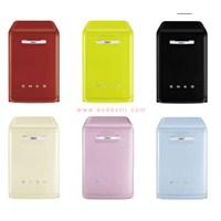 Smeg Renkli Bulaşık Makineleri