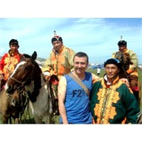 Moğolistan Bozkırında Yaşamım Ve Göçebe Çadırı