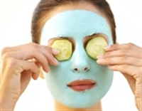 Kremalı Yeşil Çaylı Cilt Maskesi