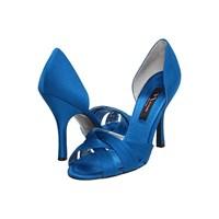 Burnu Açık Topuklu Ayakkabı Modelleri