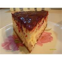 Nefis Böğürtlenli Cheesecake