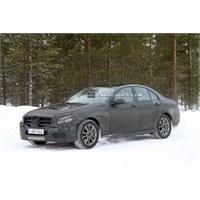 Yeni Mercedes-benz C-serisi İlk Kez Görüntülendi!
