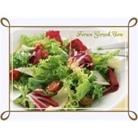 İyi Bir Salata Hazırlamanın Püf Noktaları