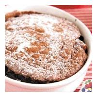 Kakaolu ve sütlü sufle