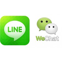 Mobil Uygulama Reklamları #wechat #line