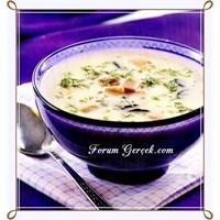 Kremalı Zeytin Çorbası