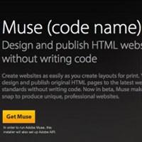 Adobe'un Yeni Web Tasarım Programı: Muse