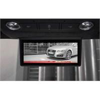 Audi'den Dijital İç Dikiz Aynası!
