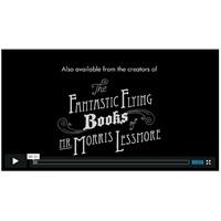 Mr. Morris Lessmore'un Fantastik Uçan Kitapları!