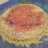 Krem Karamelli Pasta Tarifi
