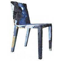 Eski Giysilerden Tasarım Sandalye
