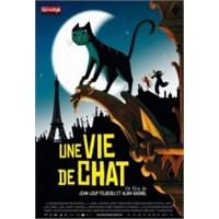 Yine Paris'te Bir Hikaye: A Cat In Paris