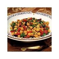 Nohut Salatası Tarifim