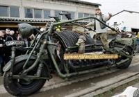 Dünyanın En Büyük Motosikleti