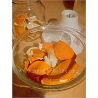 Portakal Kabuklarını Atmayın.