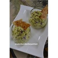 Avokado Salatası ( Avokado Dip Sos )