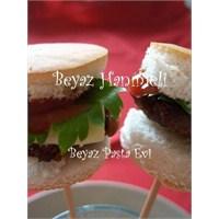 Tek Lokmalık Hamburgerler