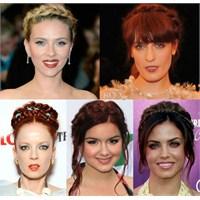 Trend: Hale Şeklinde Saç Örgüsü