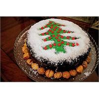 Kestaneli Yeni Yıl Pastası…