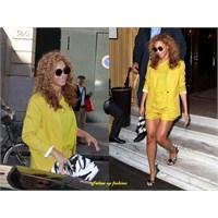 Beyonce'nin Alexander Mcqueen Çantası