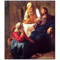 Johannes Vermeer | Hollandalı Barok Ressam