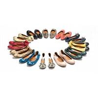 Lanvin Klasik Bale Ayakkabıları