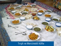 Osmaniye Yemekleri ( Tırşik, Çakıldaklı, Kısır, To