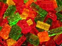 Lego Dünyası-lego Parçalarından Yiyecekler