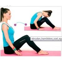 Ebru Şalli'dan Hamile Bayanlara Pilates