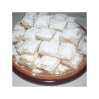Milföylü Laz Böreği(Şerbetsiz)