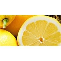 Limonun Güzellik Sırları…
