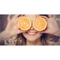 Sivilceleriniz İçin Portakal Maskesi...