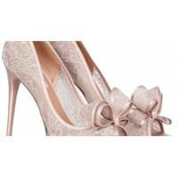 Yazlık Dantelli Ayakkabı Modelleri