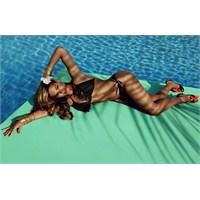 Beyonce H&m 2013 Yaz Koleksiyonunda