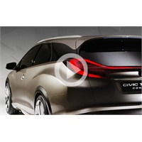 Video: Honda Civic Tourer Concept