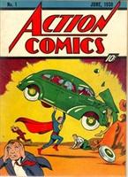 İlk Süpermen Sayısı