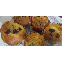 Fazlıkızından Tuzlu Muffin