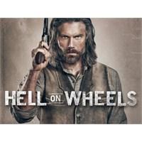 Hell On Wheels 3.Sezon'a Doğru