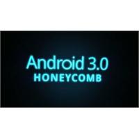Android İşletim Sisteminin Yeni Versiyonu Videosu