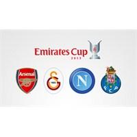 Emirates Cup Başlıyor...